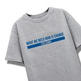 [엑스엑스아이엑스]XXIX - NEED CHANGE - 루즈핏 반팔 - 그레이