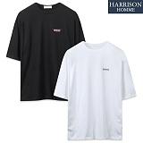 [해리슨] 바코드 반팔티셔츠 SPG1199