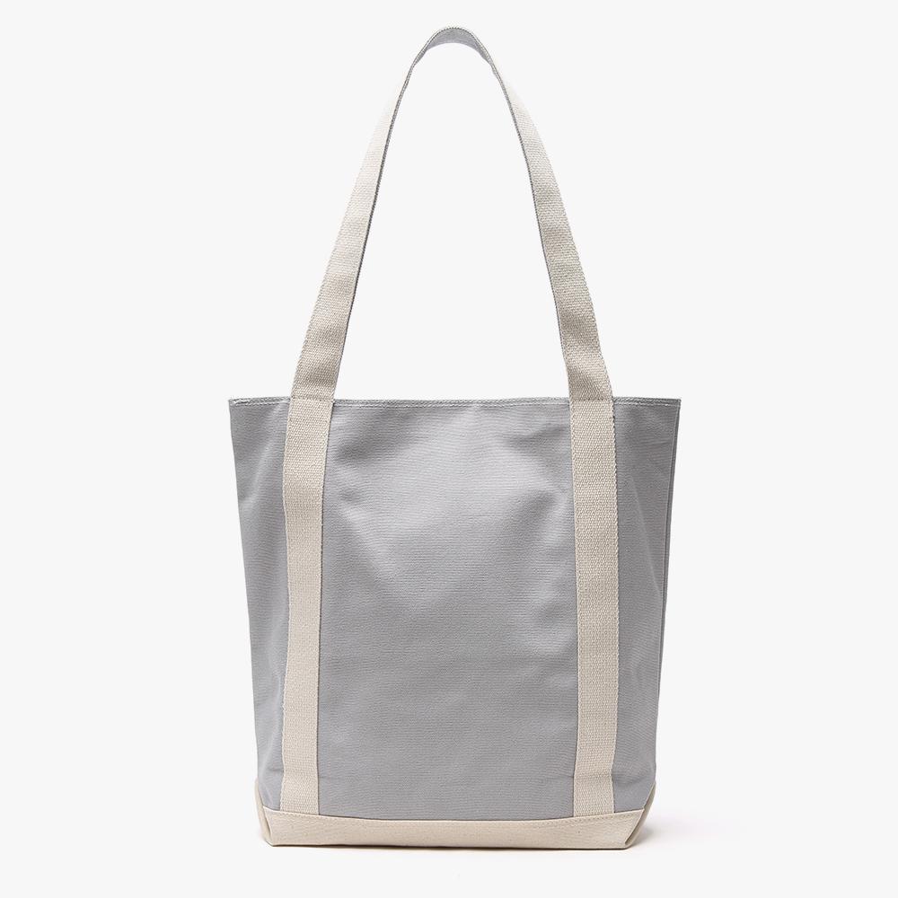 [피스메이커]PIECE MAKER - BAGUETTE SHOULDER BAG M (GREY) 에코백 바게트백