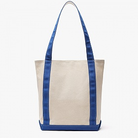 [피스메이커]PIECE MAKER - BAGUETTE SHOULDER BAG M (BLUE) 에코백 바게트백