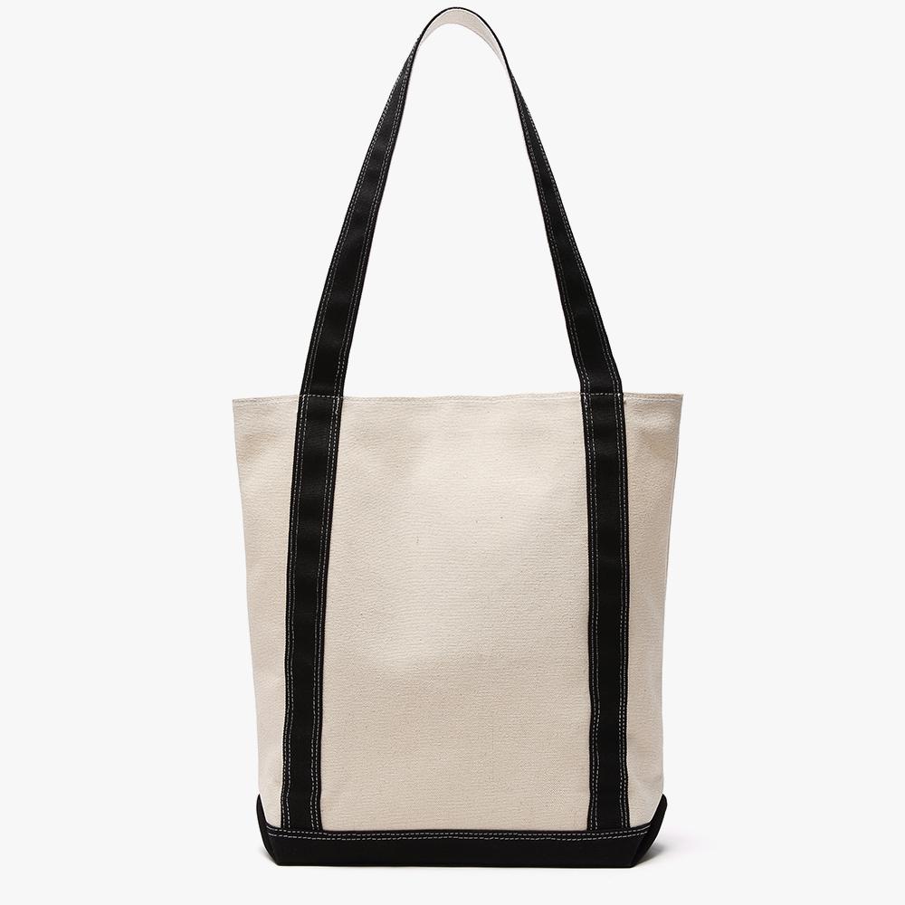 [피스메이커]PIECE MAKER - BAGUETTE SHOULDER BAG M (BLACK) 에코백 바게트백