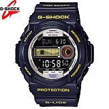 지샥 지라이드 GLX-150B-6 남성 스포츠 전자시계