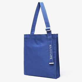 [피스메이커]PIECE MAKER - SENTAKU LIFE SHOULDER&TOTE BAG (ROYAL BLUE) 센타쿠 라이프 에코백