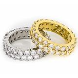 [디자인바이티에스에스] Design By TSS ETERNITY RING (GOLD/SILVER) 이터니티 링 반지