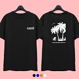 [슈퍼레이티브] superlative - [7J5032] SEA SIDE 반팔 티셔츠 - 반팔 티셔츠 - 4컬러