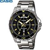 [카시오] CASIO MTD-1076D-1A9V 남성 메탈시계
