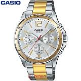 [카시오] CASIO MTP-1374SG-7A 남성 메탈시계