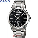 [카시오] CASIO MTP-1381D-1A 남성 메탈시계