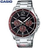 [카시오] CASIO MTP-1374D-5A 남성 메탈시계
