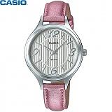 [카시오] CASIO LTP-1393L-7A1V 여성 가죽시계