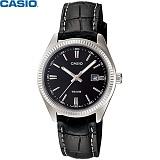 [카시오] CASIO LTP-1302L-1A 여성 가죽시계