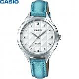 [카시오] CASIO LTP-1392L-2A 여성 가죽시계