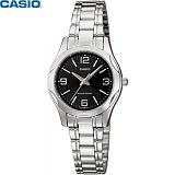 [카시오] CASIO LTP-1275D-1A2 여성 메탈시계