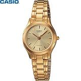 [카시오] CASIO LTP-1275G-9A 여성 메탈시계