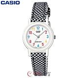 [카시오] CASIO LQ-139LB-1B 여성 가죽시계