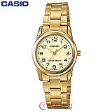 [카시오] CASIO LTP-V001G-9B 여성 메탈시계