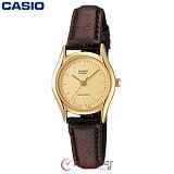 [카시오] CASIO LTP-1094Q-9A 여성 가죽시계