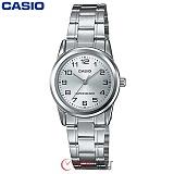 [카시오] CASIO LTP-V001D-7B 여성 메탈시계
