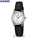 카시오 LTP-1094E-7A 여성 가죽시계