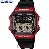[카시오] CASIO 10년전지 AE-1300WH-4A 남성 군인 전자시계