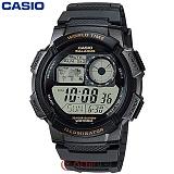 [카시오] CASIO 10년전지 AE-1000W-1A 남성 군인 전자시계