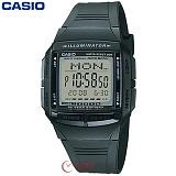 [카시오] CASIO 데이터뱅크 DB-36-1A 남여공용 커플 전자시계