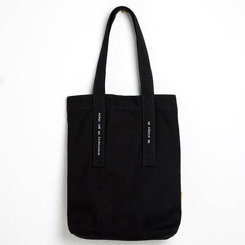 [옐로우스톤] 에코백 EVENTUALLY BAG - YS2072BK 블랙