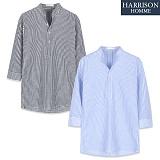 [해리슨] 엠보 7부셔츠  DE1023