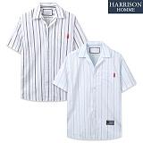 [해리슨] NJ 매니쉬 오픈 반팔 셔츠 MET1481
