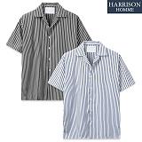 [해리슨] 리얼 ST 오픈 반팔 셔츠 MET1485