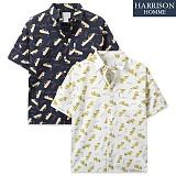 [해리슨] 파워 보드 반팔 셔츠 MET1495