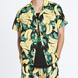 [모니즈] 하와이안 바나나 반팔 셔츠 (1color) SHT622