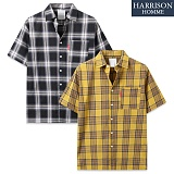 [해리슨] 피오 갓 반팔 셔츠 MET1491
