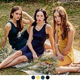[무아무아]MUAHMUAH - LOVELY MUAH DRESS 러블리 무아 드레스 원피스