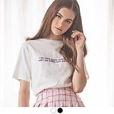 [무아무아]MUAHMUAH - I DO T-SHIRTS 아이두 티셔츠 반팔티