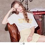 [무아무아]MUAHMUAH - DAYDREAM T-SHIRTS 데이드림 티셔츠 반팔티