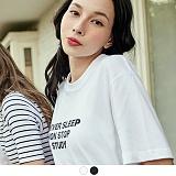 [무아무아]MUAHMUAH - NEVER SLEEP T-SHIRTS 네버슬립 티셔츠 반팔티 [7월25일예약배송]