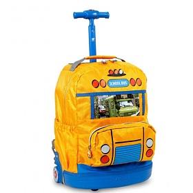 제이월드 - 어린이캐리어 SCHOOL BUS KRB-003 소풍가방/키즈가방