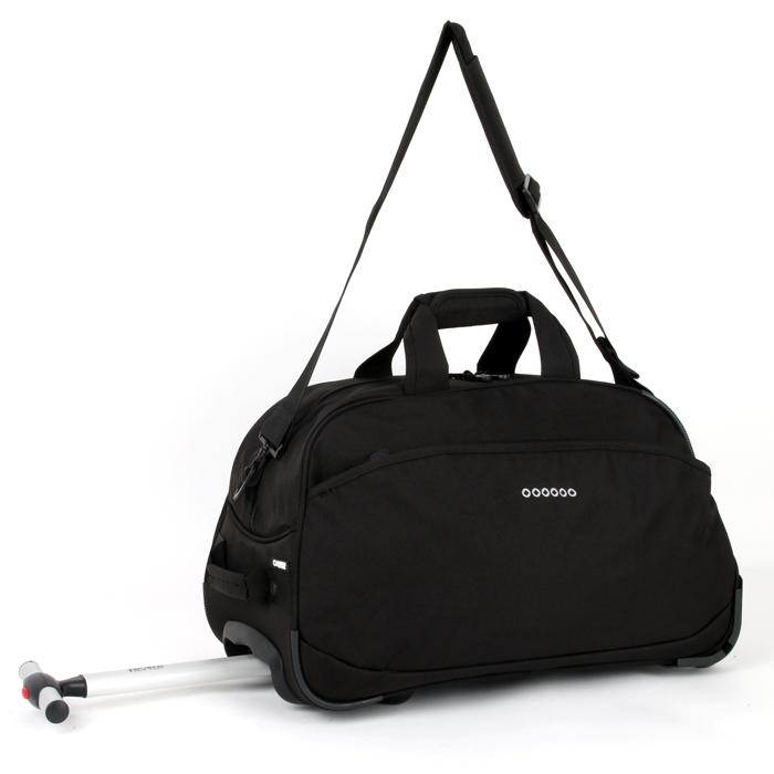 제이월드 - 캐리어 CHRISTY RFS-20 블랙 여행가방/휠더플백