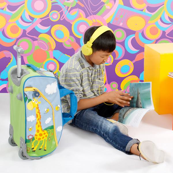 제이월드 - 유아캐리어 RFS 키즈 키즈캐리어/어린이가방/소풍가방