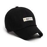 PLATEAU - STORY LINE CAP_BLACK 볼캡