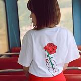 [슈퍼레이티브] superlative - [7SMH21] 동경소녀 반팔 티셔츠 - 반팔 티셔츠 - 2컬러