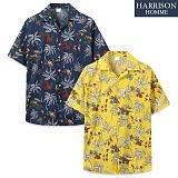 [해리슨] 반팔 하와이안 바캉스 셔츠 MSS1390