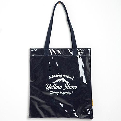 [옐로우스톤] PVC 에코백 RAIN COVER ECOBAG - YS2070DN 다크네이비