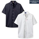 [해리슨] TR 줄지 반팔 셔츠 RDW1460