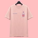 [슈퍼레이티브] superlative [7J5036] LOVE POTION 반팔 티셔츠 - 반팔 티셔츠 - 핑크