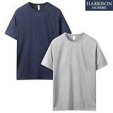 [해리슨] 기본 라운드 반팔 티셔츠 MJB1282