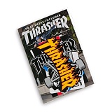 [트래셔]THRASHER ASSORTED STICKER 10 PACK (MULTI) 스티커