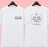 [슈퍼레이티브] superlative [7J5019] COOL KIDS 반팔 티셔츠 - 반팔 티셔츠 - 화이트