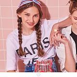 [무아무아]MUAHMUAH - PARIS T-SHIRTS 패리스 티셔츠 반팔티